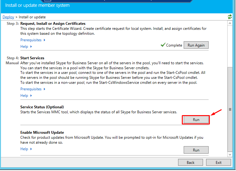 Skype for Business 2015 installation with SQL 2014 AlwaysOn