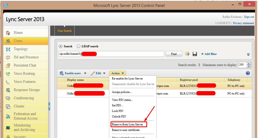 Duplicate SIP Proxy Error in DirSync for Office 365