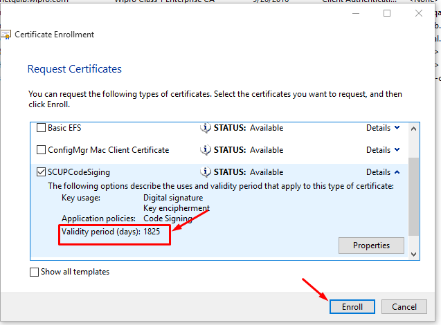 Ca is issuing certificates only for three years windowstechpro when we run the certutil command yadclub Image collections
