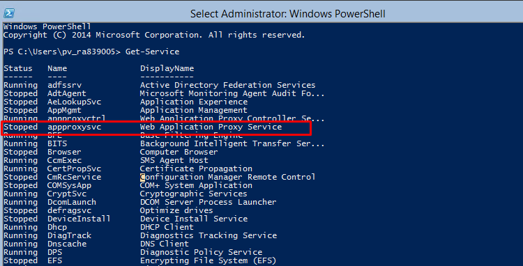 How to reinstall ADFS Proxy feaure in ADFSWAP Servers | Windowstechpro