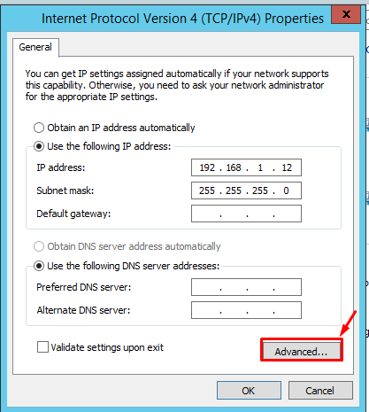 DAG Network Subnets Misconfigured Error in Exchange 2016
