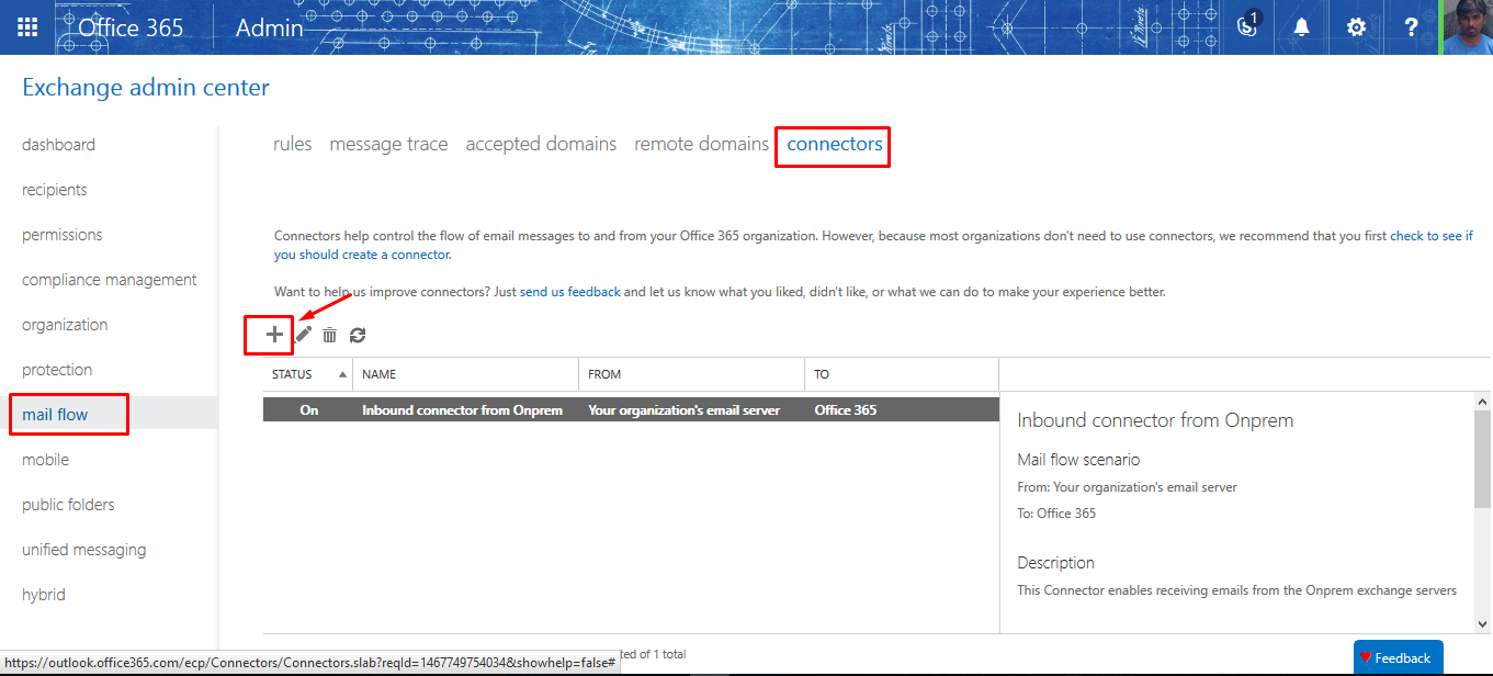 How to set up forced TLS for Exchange Online in Office 365