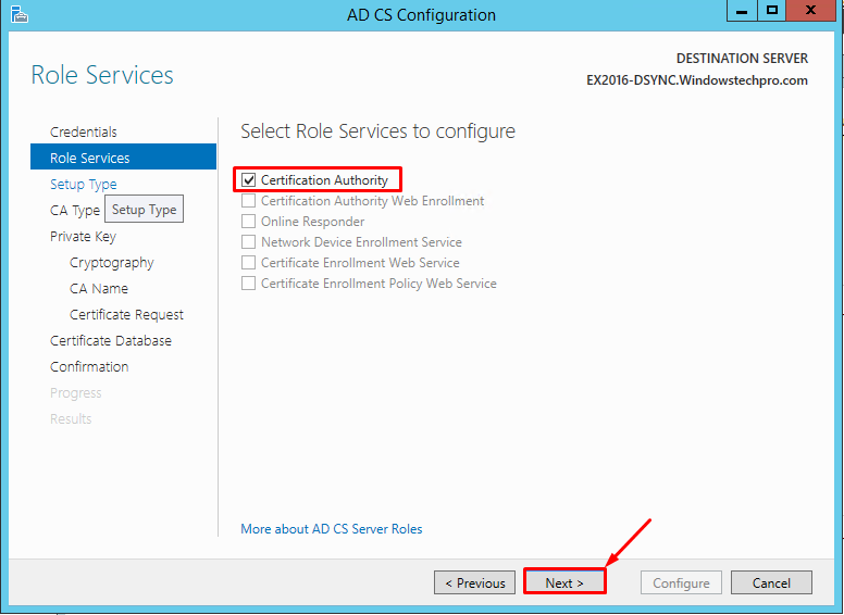 How To Install Subordiante Ca In Windows Server 2012 R2 Windowstechpro