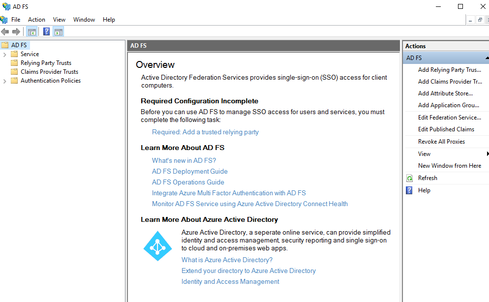 How to upgrade ADFS 3 0 to AD FS Server 2016 – Part 2 | Windowstechpro