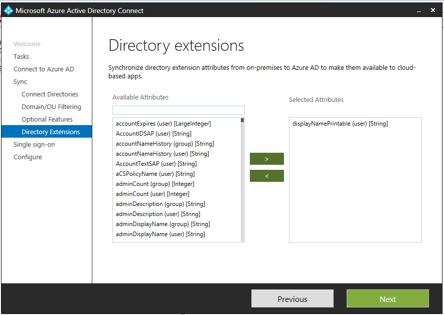 how to connect to active directory