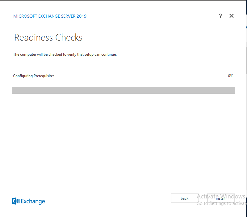 Exchange 2019 Installation with Step by Step Explanation