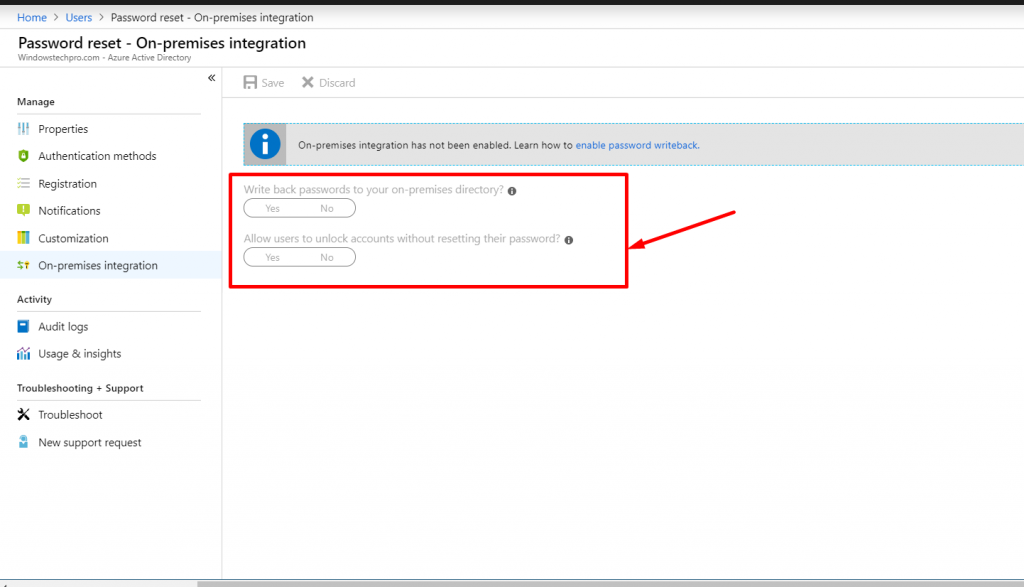 How to Implement Self-Service Password Rest (SSPR) – A